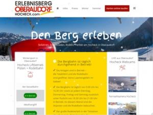 Relaunch Erlebnisberg Oberaudorf Hocheck