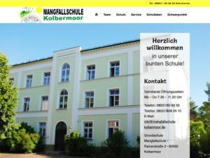 Relaunch Mangfallschule Kolbermoor