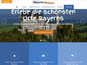 Busreisen im Trend: Mentor-Reisen online