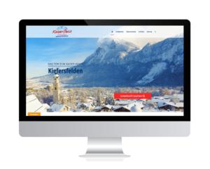 Tourismus Kiefersfelden: Neuer Online-Service