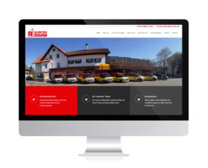 Relaunch Elektro Rahm, Raubling