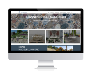 Relaunch Grad Nagelfluhwerk Brannenburg