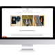 Referenzen Agentur Guthmann: Modehaus auf PC-BIldschirm