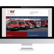 Referenzen Agentur Guthmann: kommunaler Zweckverband auf PC-Bildschirm