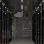 Blog Thema Webhosting: Blick in Serverraum