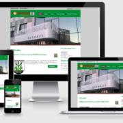 Responsive Webdesign für Stadt Kolbermoor