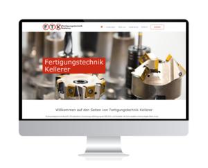 FTK Kellerer aus Tuntenhausen mit Webdesign Rosenheim online
