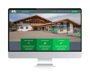 Relaunch Webseite von LHO Lagerhaus Flintsbach